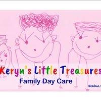 "Keryn's ""Little Treasures"" Family Daycare"