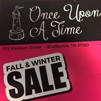 Once Upon A Time Children's Consignment Sale