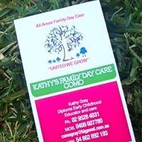Kathy's Family Day Care Como
