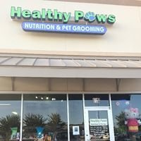Healthy Paws Nutrition & Pet Spa