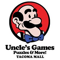 Uncle's Games - Tacoma