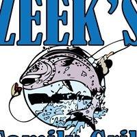 Zeek's family grill & bar