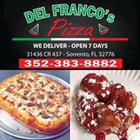 Del Franco's Pizza