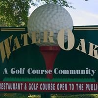 Water Oak Country Club Golf Course and the Sandwedge Restaurant