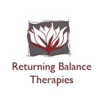 Returning Balance Therapies