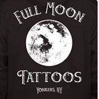 Full Moon Tattoos