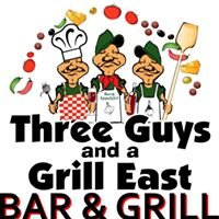 Three Guys and a Grill East