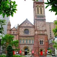 The Church of the Holy Trinity, Rittenhouse Square