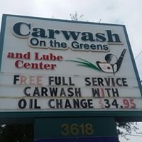 Carwash On The Greens