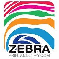 Zebra Print & Copy