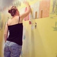Murals by Becka