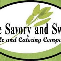 The Savory and Sweet Cafe and Catering Company