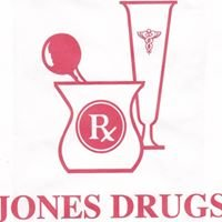 Jones Drugs Greenville Alabama