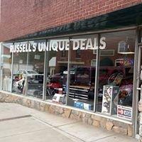 Russell's Unique Deals