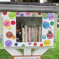 Austin Family's Little Free Library-Caribou Maine