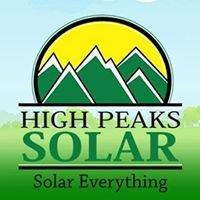 High Peaks Solar