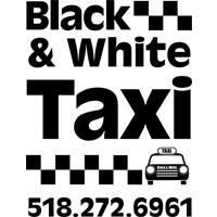 Black & White Taxi