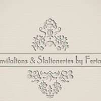 Invitations & Stationeries by Ferial