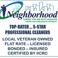 Neighborhood Carpet Cleaners