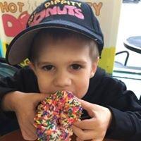 Hot Dippity Donuts