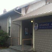 San Juan Island Grange