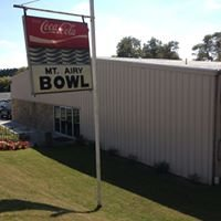 Mt Airy Bowling Center