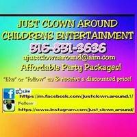 Just Clown Around Childrens Entertainment