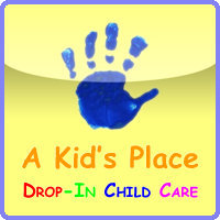 A Kid's Place: Drop-In Child Care