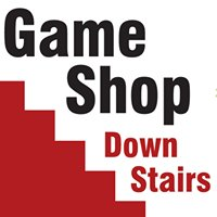 Game Shop Down Stairs