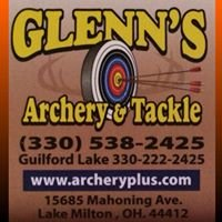 GLENN'S ARCHERY & TACKLE