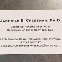 Cressman Literacy Services, LLC