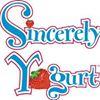 Sincerely Yogurt