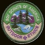 Outdoor Ethics- Heart of America Council