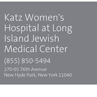 Katz Women's Hospital at Long Island Jewish Medical Center