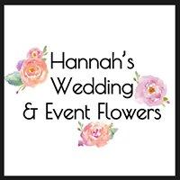 Hannah's Wedding & Event Flowers