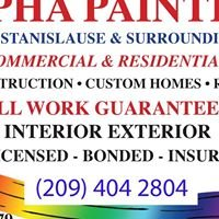 Modesto painting contractor