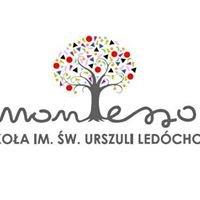 Szkoła Podstawowa Montessori im. św. Urszuli Ledóchowskiej