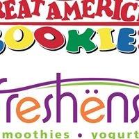 Great American Cookies - Cedar Falls