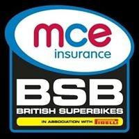 MCE British Superbikes Silverstone