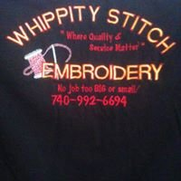 Whippity Stitch Embroidery