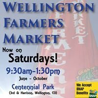 Wellington Farmers Market - Colorado