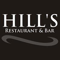 Hill's Restaurant & Bar
