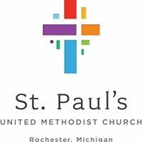 St Paul's United Methodist Church-Rochester