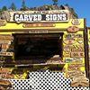 Black Hills Carved Signs