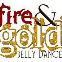 Fire & Gold Bellydance
