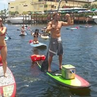 Party Paddles - SUP Party Life