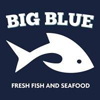 Big blue seafood