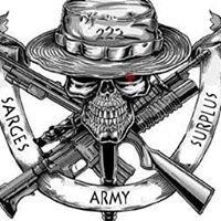 Sarges Army Surplus