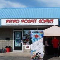 Retro Rocket Comics & Toys