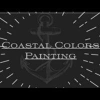 Coastal Colors Painting.